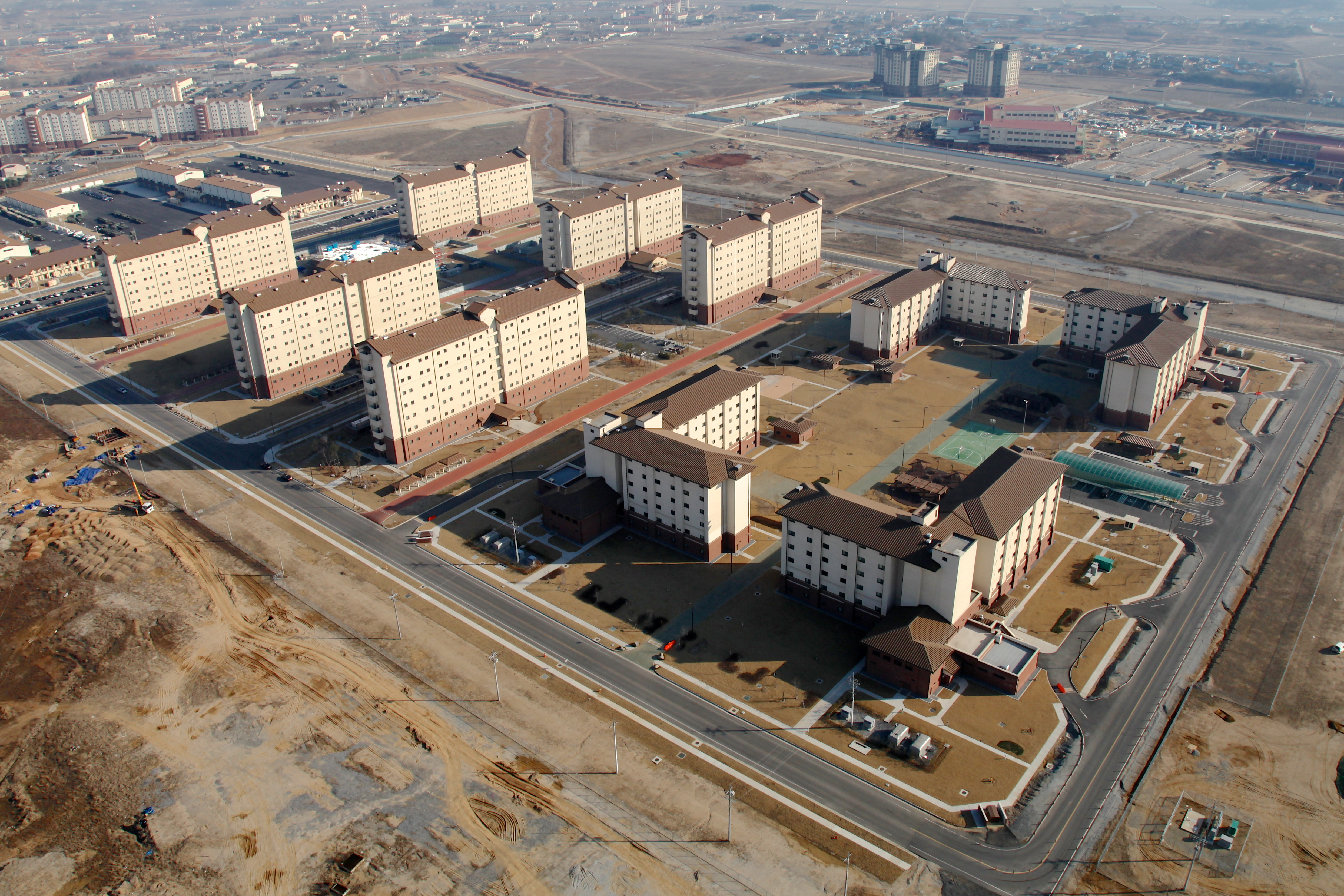 camp humphreys